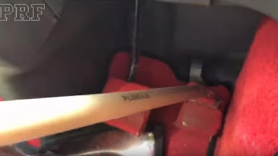 Caminhoneiro que usava cano para acelerar é detido por dirigir bêbado