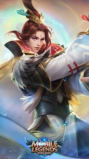 Estes White Crane Heroes Support of Skins V3