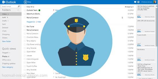 Como cuidar la seguridad de tu cuenta Hotmail iniciar sesion