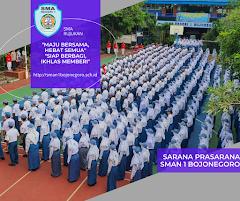 Sarana Prasarana SMAN 1 Bojonegoro