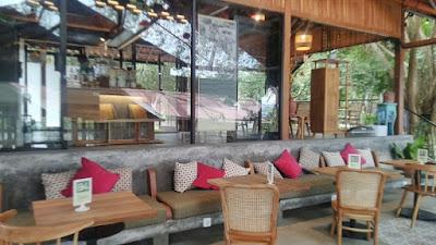 Kafe Tjipta yang Nyaman di Bedono Ambarawa