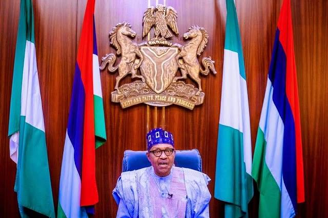 Obasanjo, Yar'Adua, Jonathan, Presided Over Near Destruction Of Nigeria - Buhari