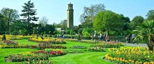Real Jardín Botánico de Kew Londres - Lugares para viajar en el ...