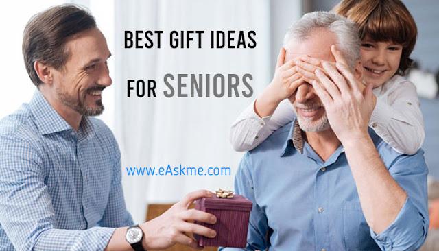 5 Best Gift Ideas for Seniors: eAskme