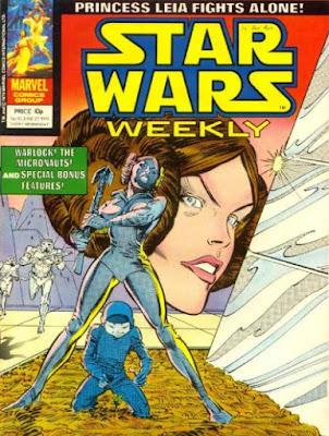 Star Wars Weekly #70, Princess Leia