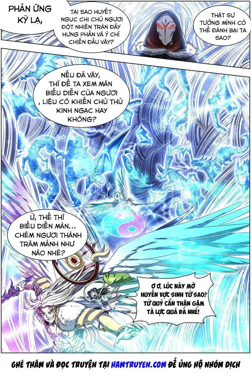 Ngự Linh Thế Giới chap 492 - Trang 5