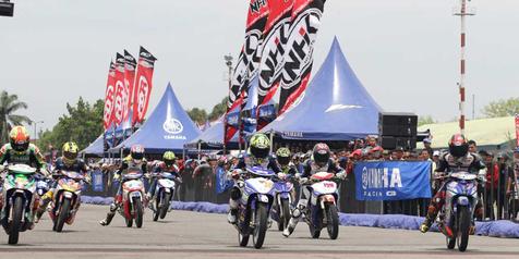 Atsmosfir Kemerdekaan Lecut Pelabap Yamaha Taklukan Sirkuit Polonia
