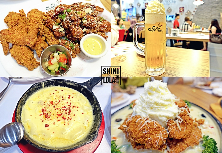 CHIR CHIR FUSION CHICKEN FACTORY @ PAVILION KL