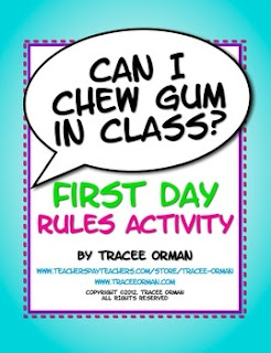 8 Awesome Ideas for back to school. From: http://www.traceeorman.com/2012/07/back-to-school-activities-to-inspire.html
