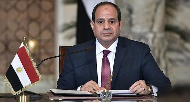 السيسي لا بديل عن إيجاد حل سياسي للأزمة في سورية يحفظ سيادتها