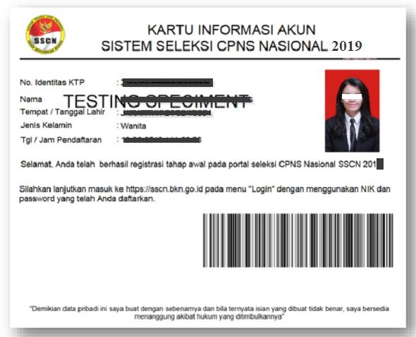 Sscn Bkn Go Id Info Pendaftaran Cpns 2021 2022 Petunjuk Lengkap Cpnsnews Com