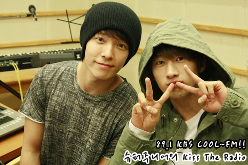 meet him among them ryeo wook and donghae