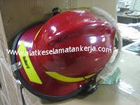 Helmet Pemadam Kebakaran Bullard LTX