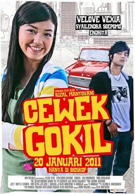 Cewek Gokil Poster'