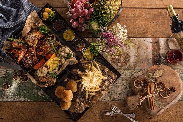 makanan internasional yang mendunia