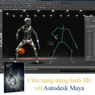 Khóa Học Cẩm Nang Dựng Hình 3D Với Autodesk Maya ebook PDF EPUB AWZ3 PRC MOBI