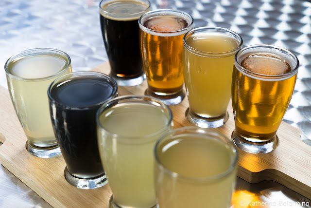 Westlake Brewing Company Beer and 101 Cider House Cider Conejo Valley