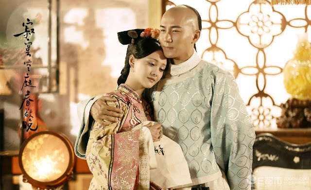 Hawick Lau and Zheng Shuang reunited in Chronicle of Life