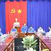 Đoàn kiểm tra Trung ương Đoàn kiểm tra Công tác Đoàn và phong trào TTN 6 tháng đầu năm 2019 tại huyện Phú Tân