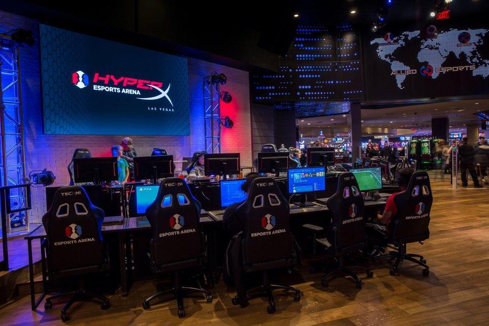 Amerika HyperX Esports Arena Las Vegas 5