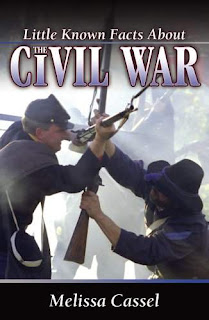Little Known Facts About The Civil War book promotion Melissa Cassel