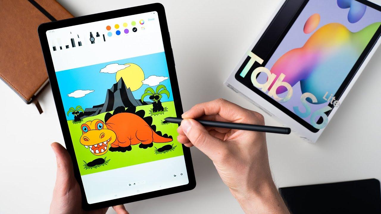 Spesifikasi dan Harga Samsung Galaxy Tab S6 Lite - TeknoReview