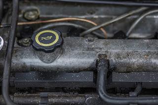 imagen de medidor de aceite motor