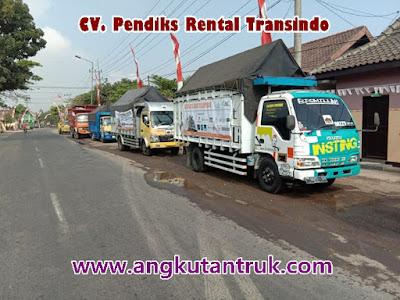 Angkutan Truk Surabaya Jakarta