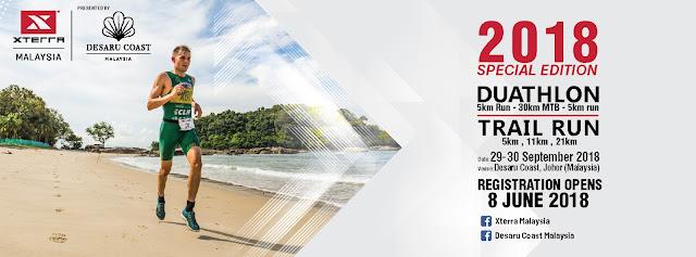 XTERRA Malaysia 2018, Desaru Coast, Johor, Press Conference, Tough Gorilla, Johor Tourism, The Ministry of Tourism, Arts and Culture, Malaysia Major Events, Johor Sports Council, Hard Rock Cafe KL