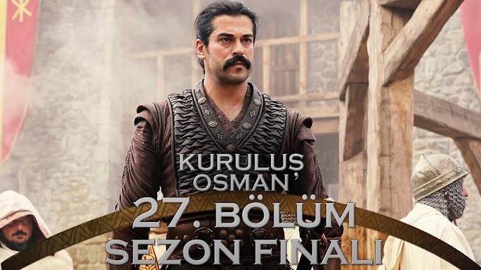 Kurulus Osman Season 1 Episode 27 Full HD