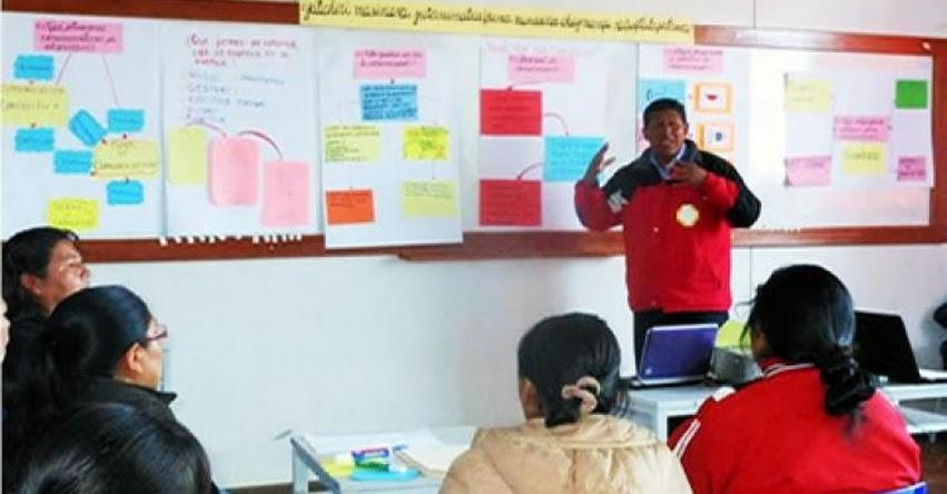 MINEDU aprueba lineamientos para Redes Educativas Rurales (R. S. G. Nº 114-2017-MINEDU) www.minedu.gob.pe