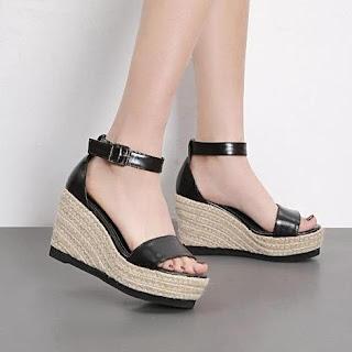 53d506802d0 Women s Wedge High Heels Sandals Shoes Gladiator Platform Strappy Open Toe