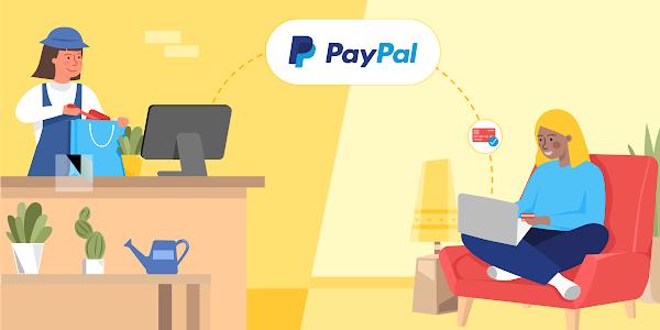 Cara Menggunakan Akun Paypal