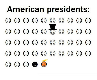 Funny American Presidents - Donald Trump joke picture