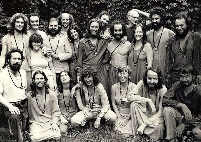 トレーニングの参加者 – 1979年プーナの写真