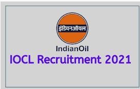 IOCL Apprentice Recruitment 2021 | www.iocl.com
