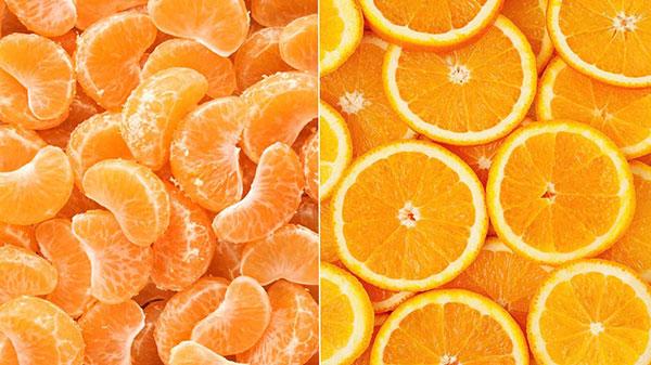 الفوائد والقيمة الغذائية لفاكهة اليوسفي والبرتقال