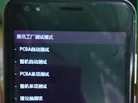 Cara Hardreset Brandcode B11 Recovery China