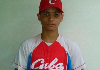 Cuba concluyó en la quinta posición y perdió el último título internacional que le quedaba en grandes competiciones; sin embargo,  Edgar Joel Quero fue el bárbaro de la receptoría en la justa del orbe Sub 15 Foto: Héctor Rivero