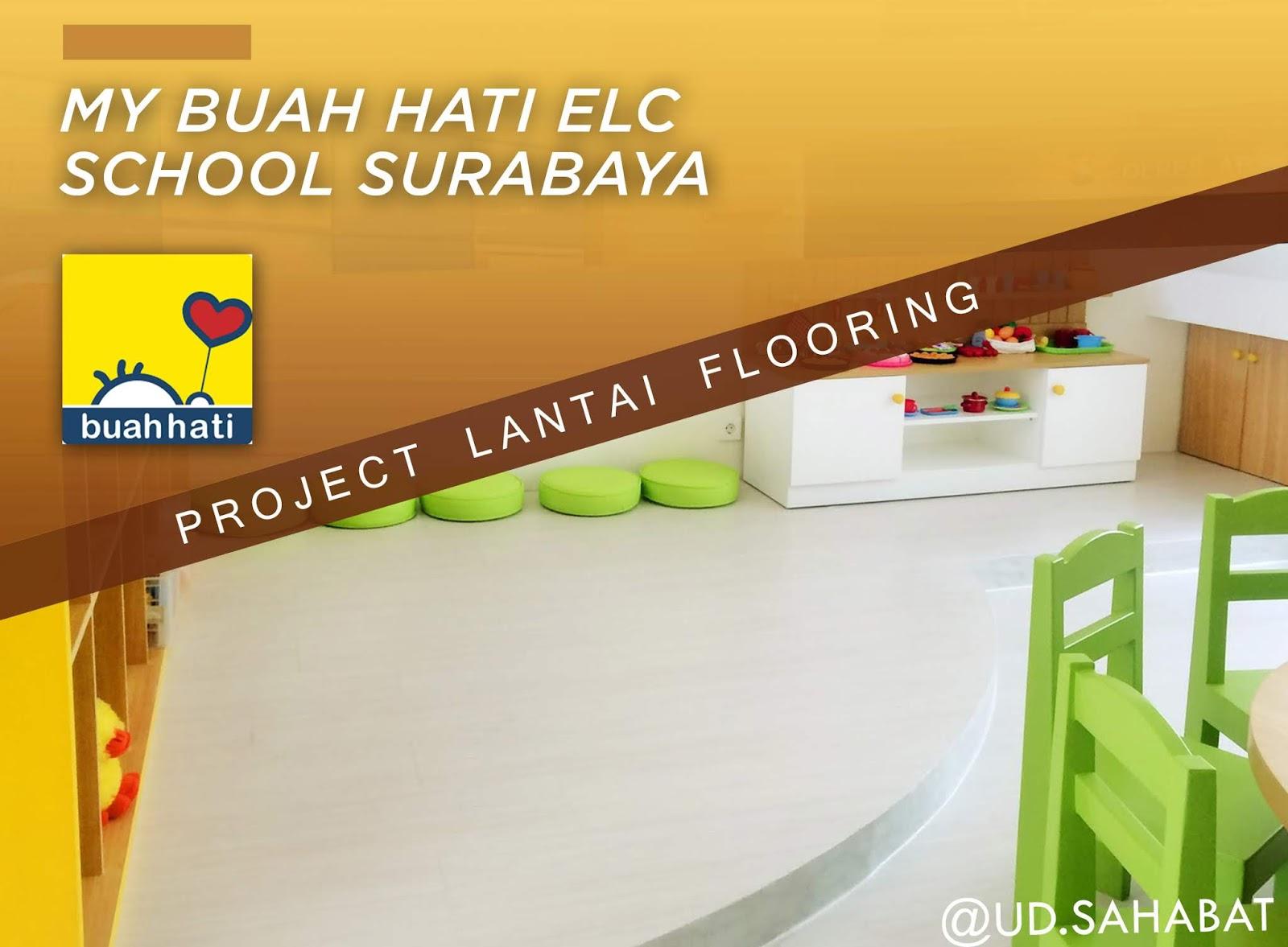 jual lantai kayu putih surabaya toko UD SAHABAT