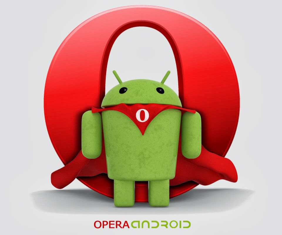 Download Opera Mini Terbaru 2014 untuk HP Android Gratis