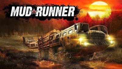 Free Download Game MudRunner Mobile APK MOD DLC Unlocked 1.1.0.7869