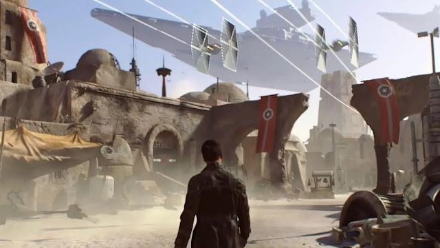 Star Wars Open World