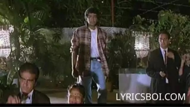 Acha Sila Diya Tune Mere pyar ka Lyrics Movie  Bewafa Sanam Sonu nigam