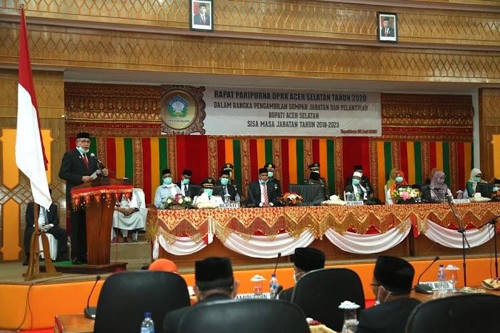 Plt Gubernur Aceh: Rumah Sakit Regional dan Mengatasi Banjir Prioritas di Aceh Selatan