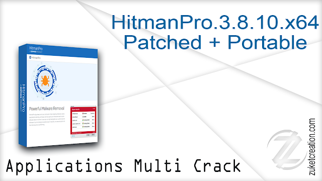 HitmanPro.3.8.10.x64 Patched + Portable
