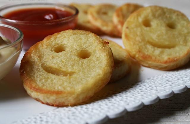 Patatas felices