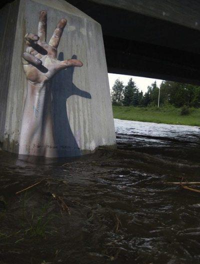 Kumpulan Gambar Mural DindiWow! Inilah 10 Kumpulan Gambar Mural Dinding Terbaikng Keren