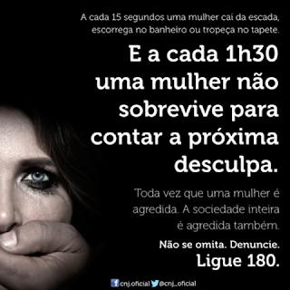 """Ilha mantém programa """"Tem Saída"""" para prevenir e  prestar assistência às mulheres vítimas da violência doméstica"""