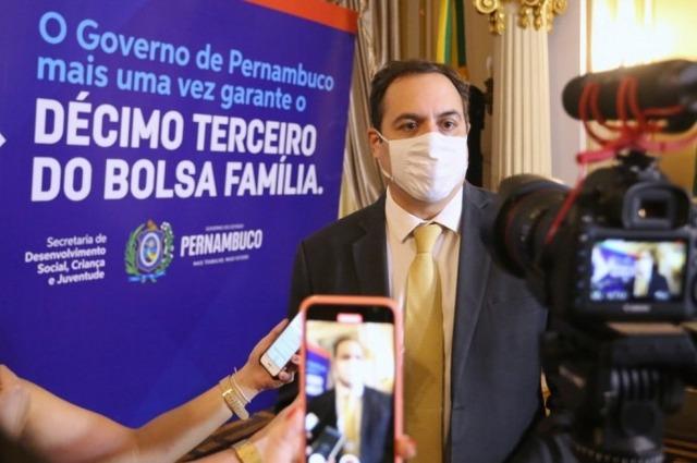 Governo de Pernambuco inicia pagamento da parcela do 13º do Bolsa Família Estadual